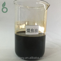 Cheap and Fine Sooty Viscous Coal Tar for Chemical Application