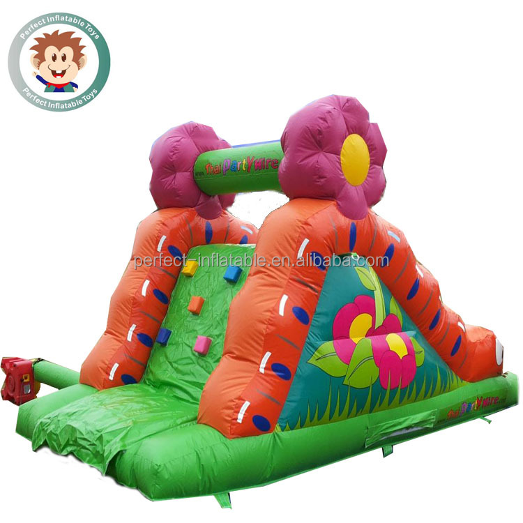 kids party mini inlflatable jumping bouncy castle cheap inflatable water slides