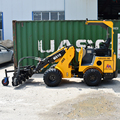 China high quality construction equipment best small wheel loader