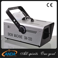 AD-186 1200W stage Snow effect machine