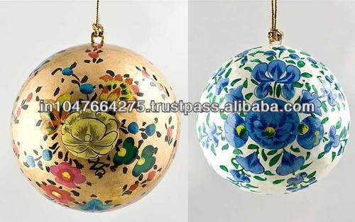 christmas decoration hanging balls