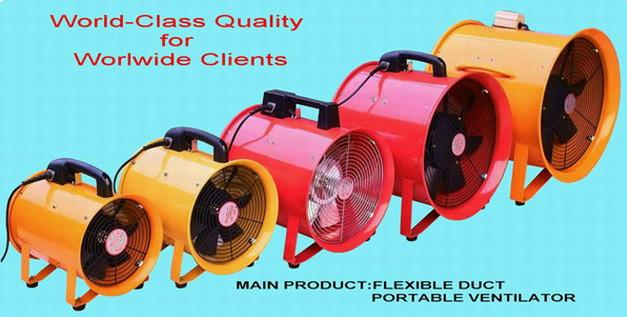 Industrial Exhaust Fans Portable Ventilation Fan