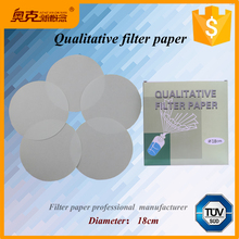 Professional membrane filter paper pore size for lab