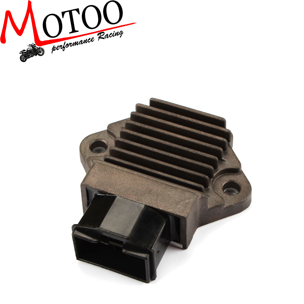 Soto racing - Motorbike Voltage Regulator Rectifier For Honda CB250 Two Fifty 91-08 Hornet CB-1 CB400