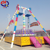 Competitive price swing rides big pendulum equipment for theme park