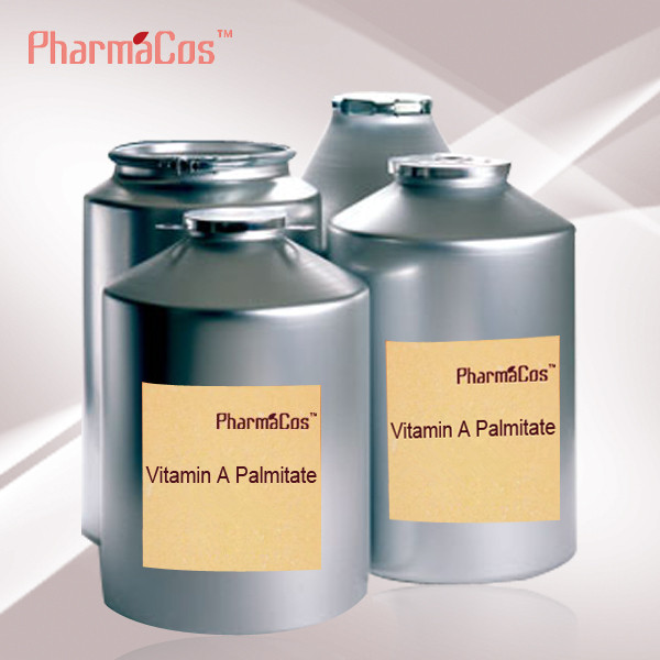 Vitamin A Palimate yellow liquid with Pharmaceutical grade