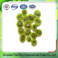 Good quality natural blended dried kiwi fruit with sugar