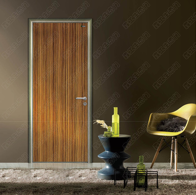 Italian Solid Wood Bedroom Door