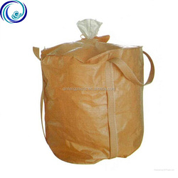 China High Quality Tubular Type 2 Belts SWL 1350 kg Beige OEM PP Bulk Bag in Bottom Price