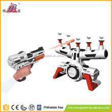Chinese factory direct plastic suspended ball shooting game air soft toy gun