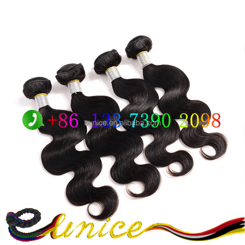 Wholesale Cheap Price Best Quality Unprocessed Human Hair Weft Brazilin Virgin Human Hair Pure And Ombre Hair Extension