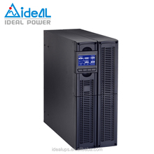 Rack mount online UPS 3KVA with battery backup for data/server