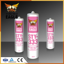 New Designed Glass Excellent Adhesion Acetoxy Silicone Sealant