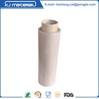 low coefficient of friction and dielectric constant ptfe heat seal cloth