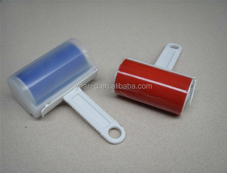 mini reusable lint removal roller