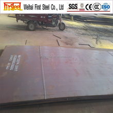 Top Quality Hot Rolled Black Carbon Mild Steel Sheet