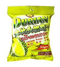 Durian Dried Fruit Wholesale
