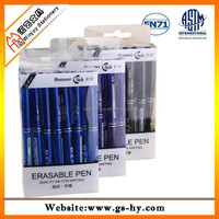Winjoy kid stationery ball pen with eraser OEM