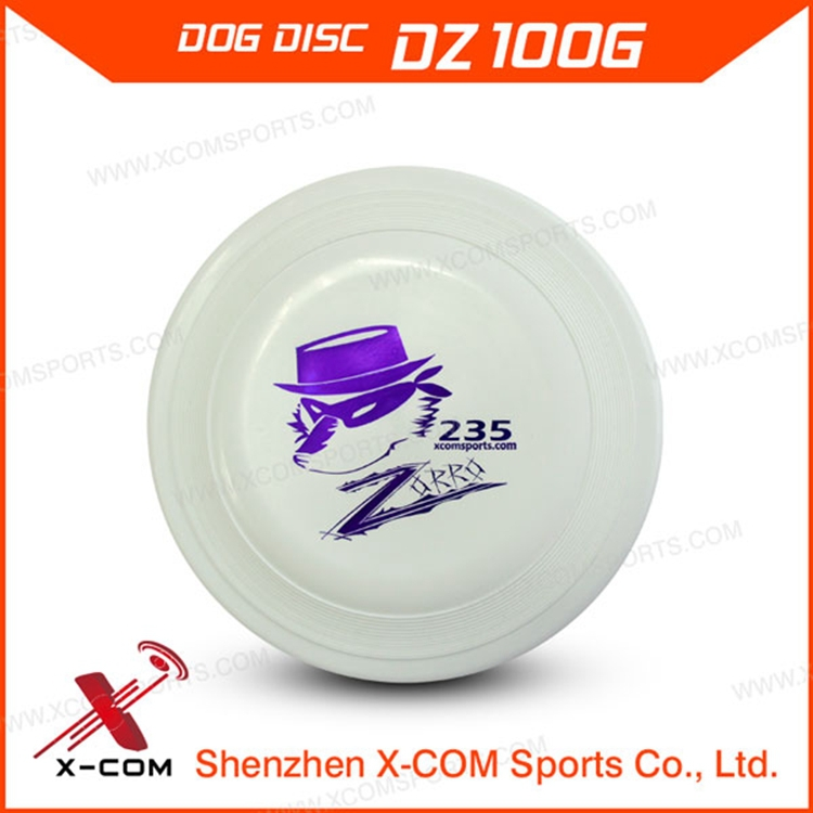 X-COM The Official Competition Flying Disc Soft Dog Frisbee