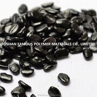 High quality carbon black color masterbatch B-809 for film and injection.