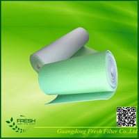 China Suppliers polypropylene frame air conditioning filter media