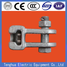 Hot Dip Galvanized Socket Clevis Eyes for link fittings