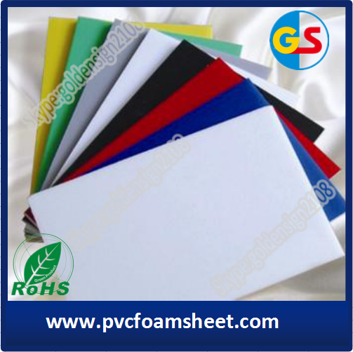 Free Foam 4x8 PVC Sheet 1mm 2mm 3mm from China Supplier