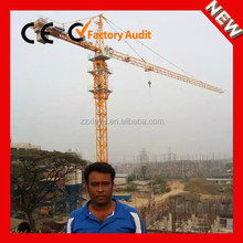 XINYU QTZ80A (6010/5512) Workshop Building Henan 8T Topkit Tower Crane