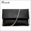 Fashion and elegant leather women clutch evening bag leather clutch bag