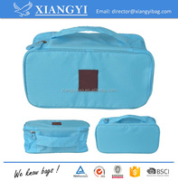 Portable travel shoes bag bra underwear storage bag