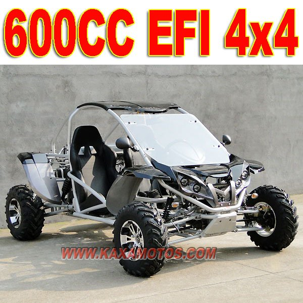 38HP 4x4 600cc Kart Cross
