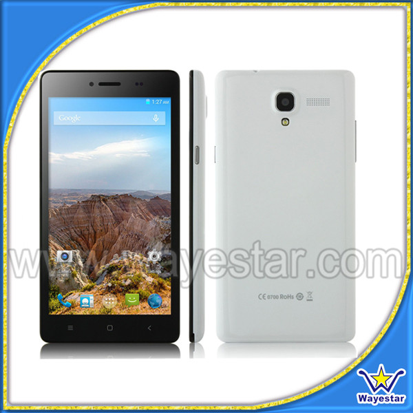 Cheaper Price China Mobile Phone New products W568 Best selling 5.5inch quad core