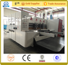 good quality High speed XH-1400&2600 Flexo Printing 2 colors slotter die cutting machine