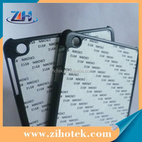 2D sublimation printing cover case for iPad mini 1/2/3