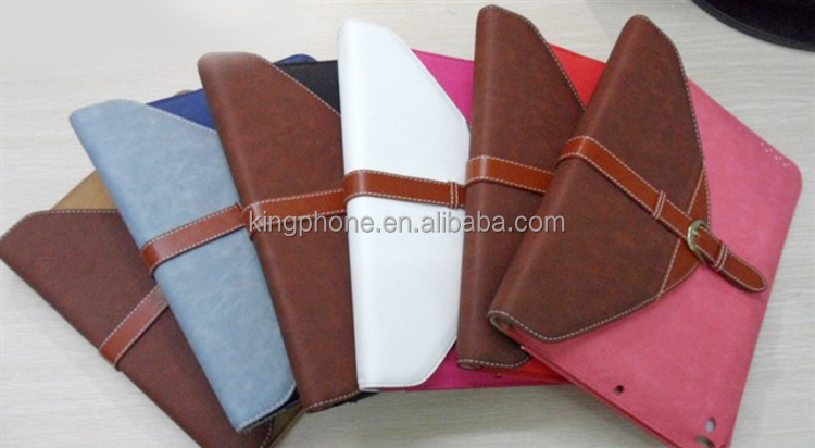 360 degree rotating leather case for ipad 5, leather case for laptop