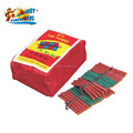 Cohetillo big tom thumbs red green celebration chinese firecrackers fireworks 0342 for bolivia market