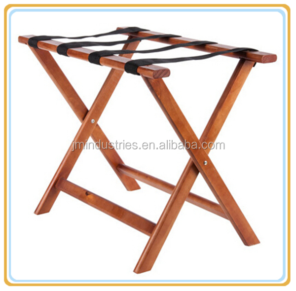 handy hotel room folding luggage stand luggage rack,baggage rack