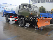 dongfeng 4x4 snow plow truck for sale