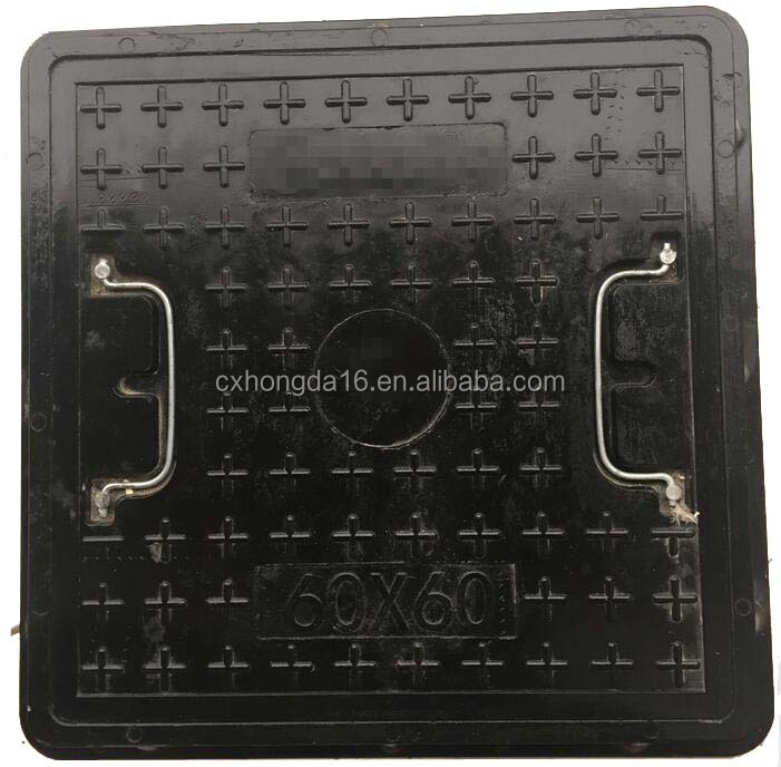 600*600mm BMC Composite Manhole cover from Manufacturer