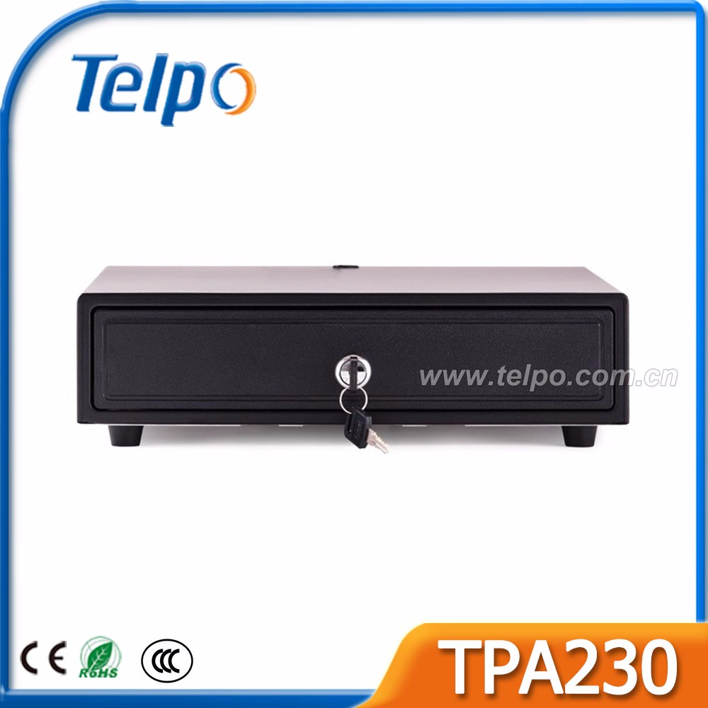 Telepower TPA230 Widely used restaurant pos rj11 cash box for pos system