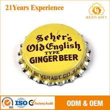Seher's Old English Ginger Beer Bottle Cap Cork seal