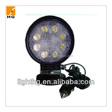 4.6'' Tractor Accessories Super Bright Best Selling 24W LED Working Light for Tractor