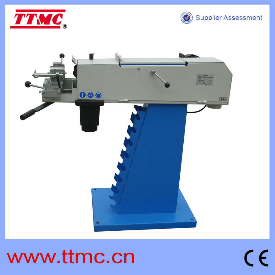 (PRS-76A) Tube and Profile End Grinder, Grinding Machines