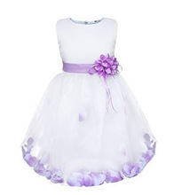 Children clothes good quatily for Flower Girl Dresses for Wedding Bridesmaids Prom BallGown Pageant Party Birthday BESTDRESS
