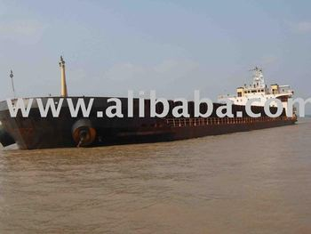SELF PROPELLED OIL BARGE