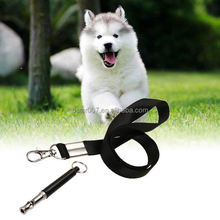 Dog Whistle to Stop Barking, Adjustable Whistle with Free Lanyard and Training Guide