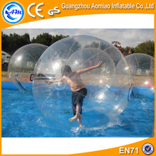 inflatable water balls, rolling ball water fountain, crystal ball water fountain, water crystal ball for flowers