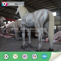 Playground simulation mechanical horse for sale