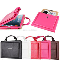 New Handbag PU Leather Stand Smart Case Cover For Apple iPad Air 5