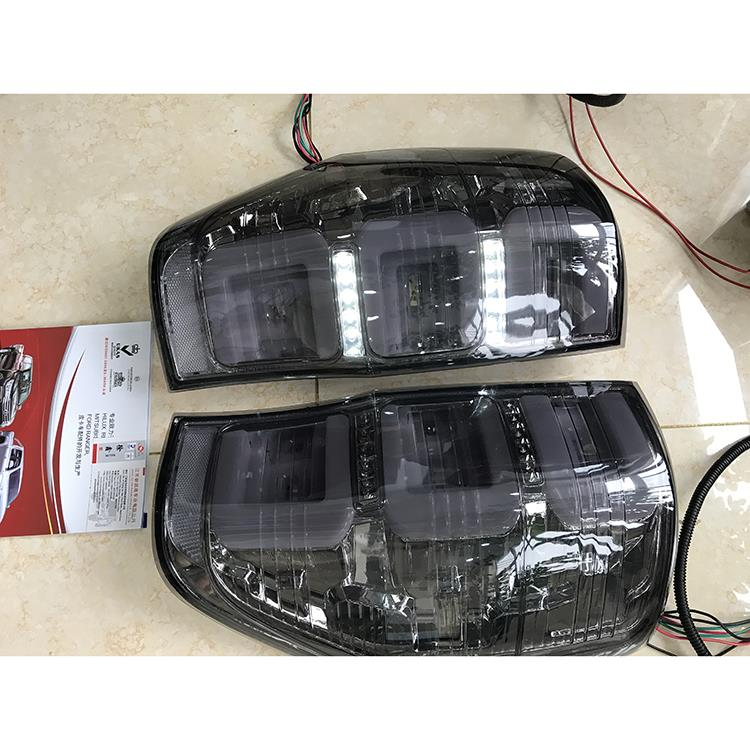 Premium car light led tail lamp for FORD RANGER 2012-2019